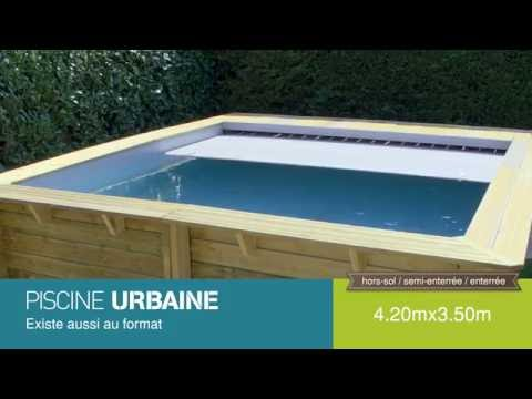 Piscines urbaines proswell youtube for Piscine proswell