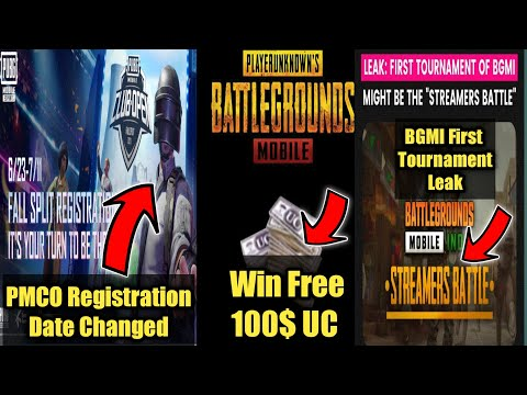 Big Update😱-PMCO Registrations