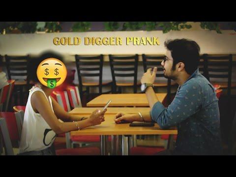 Gold digger prank (GONE HORRIBLY WRONG)   Prank in India