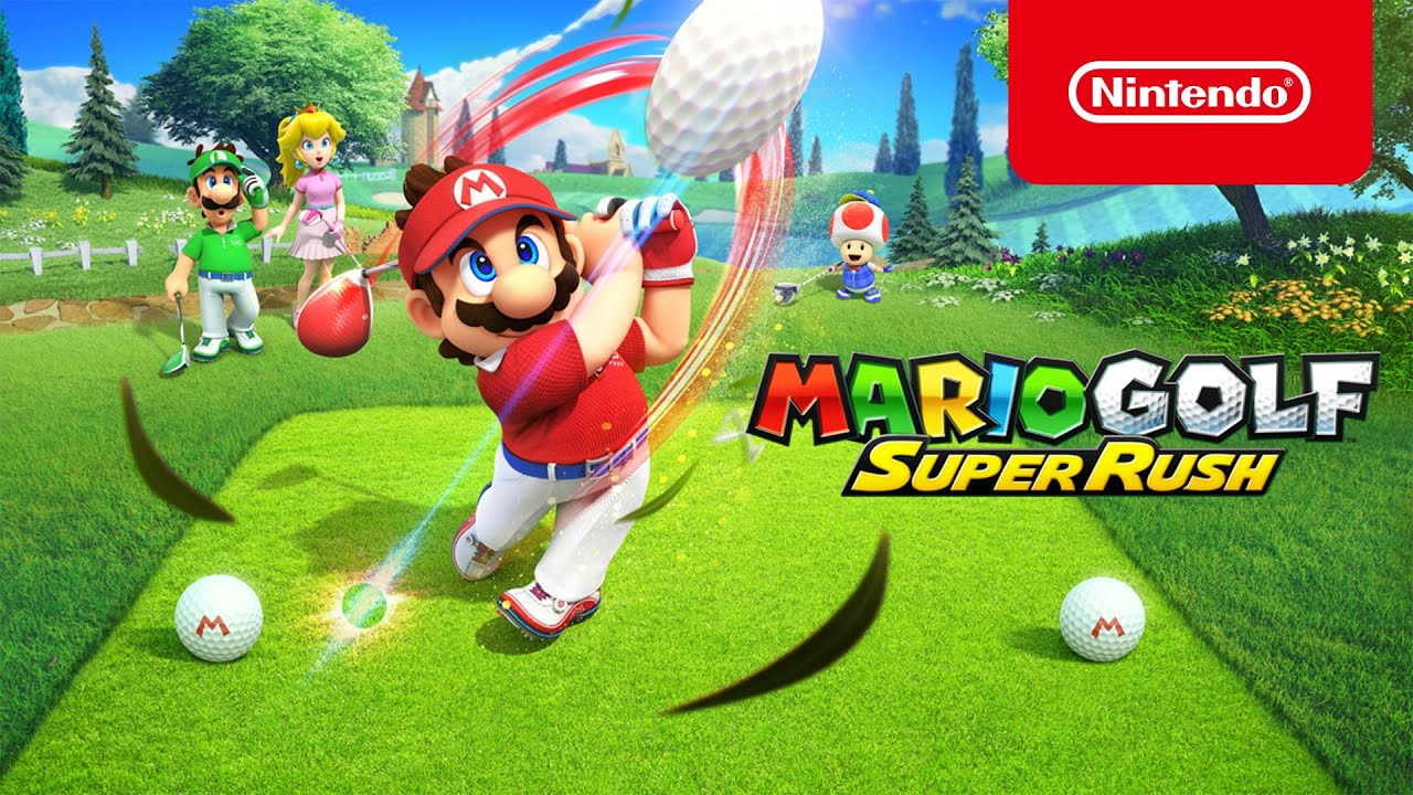 Mario Golf: Super Rush dá a tacada para a Nintendo Switch a 25 de junho! ⛳  - YouTube
