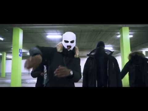 Blackpack x 1.Cuz - Medaljer (Official Music Video)