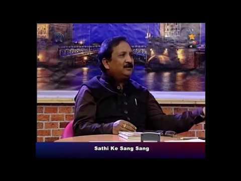 Dr Padmesh Gupta MATV Interview - Discussing Pravasi Putra, Hindi & English in India, and Literature
