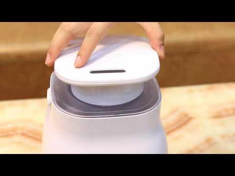TOP FILL easy clean ultrasonic humidifier