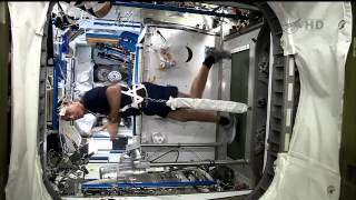 Space Station Live: A Big Heart