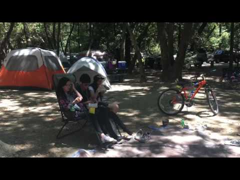 Pfeiffer Big Sur Camping June 2016