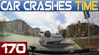 Car Crashes Compilation - Best of the Week - Episode #170 HD
