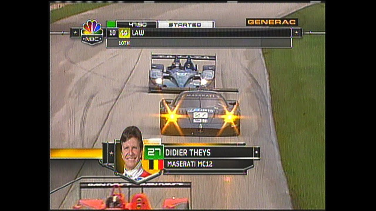 2007 road america race broadcast alms tequila patron espn sports cars racing uscr. Black Bedroom Furniture Sets. Home Design Ideas