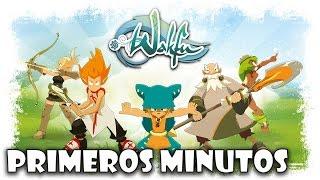 Wakfu Gameplay Español | Primeros Minutos | MMOrpg Anime Español
