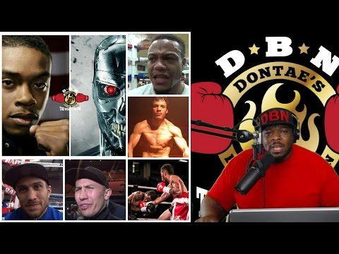 (CALL IN) LIVE DBN RADIO SHOW: SPENCE OR TERMINATOR? SPECIAL GUEST KEVIN NEWMAN, LOMACHENKO-SOSA