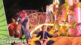 Incredible New Years Eve Parade - Disneyland Paris ✨