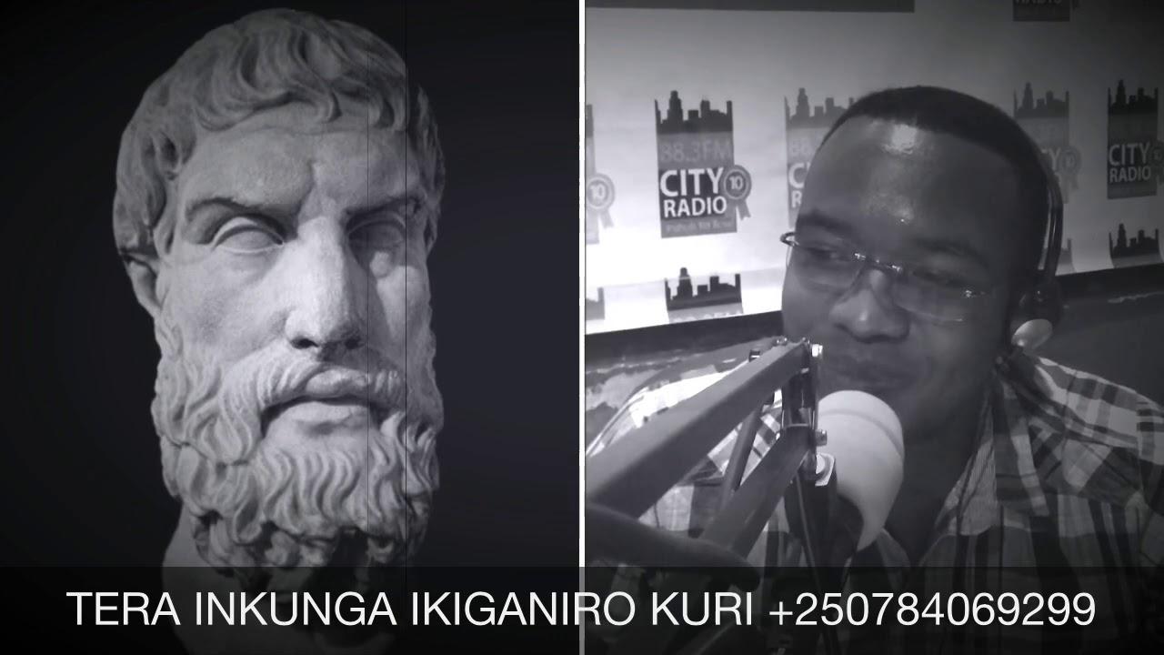 Download Epictetus - IJAMBO RYAHINDURA UBUZIMA EP217