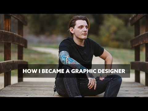 How I Became A Graphic Designer Without A Degree