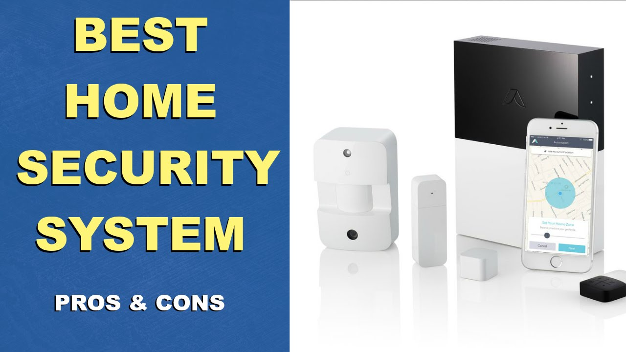 Best Home Security System 2016 Abode Home Security Kit