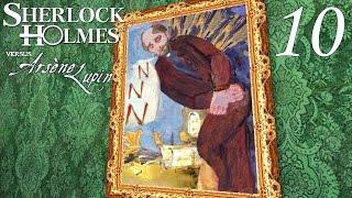 Let's Play Sherlock Holmes jagt Arsène Lupin #10 - Wimmelbildsuche mit Bildern? (Deutsch)