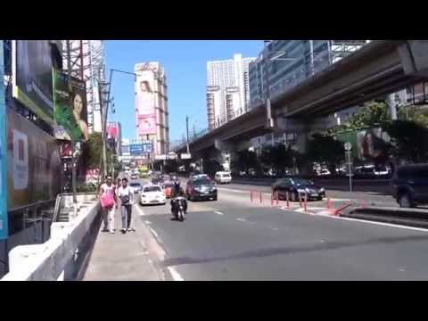 Walk in Manila, Philippines
