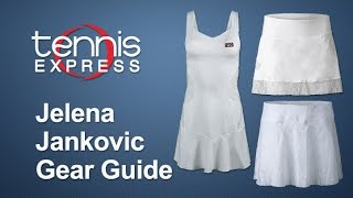 Marion Bartoli Trophee Collection by Love Fila for Wimbledon | Tennis Express