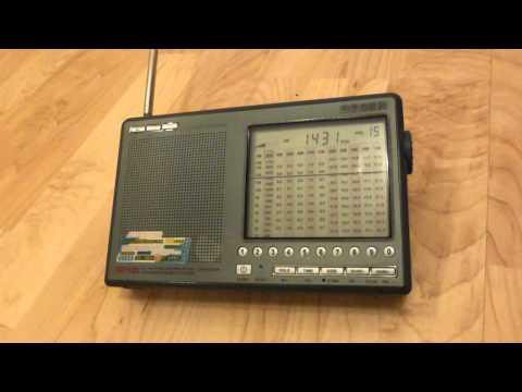 1431 kHz - Radio Ukraine International (russian program) - reception in Lithuania