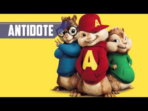 Travis Scott - Antidote (Alvin and the Chipmunk Cover)