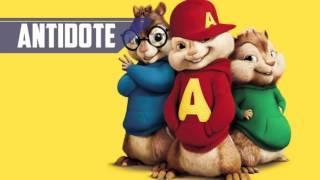 Travis Scott Antidote Alvin and the Chipmunk Cover