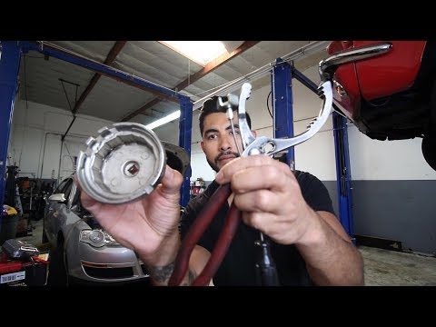 3 Tools You Need To Do Any Oil Change