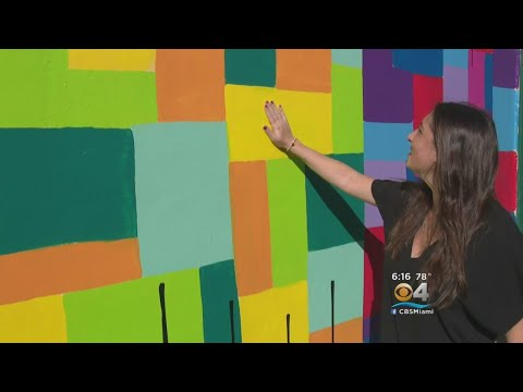 Murals Brighten Spirits, Walls At Florida City Elementary School