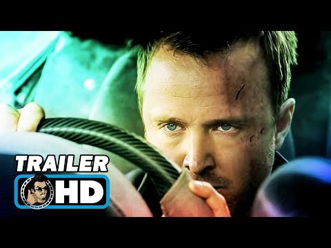 Need for Speed Official Trailer (HD) Aaron Paul Travel Video