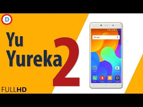 Yu Yureka 2 - 4GB RAM+64GB Storage | Snapdragon 625 Soc & More