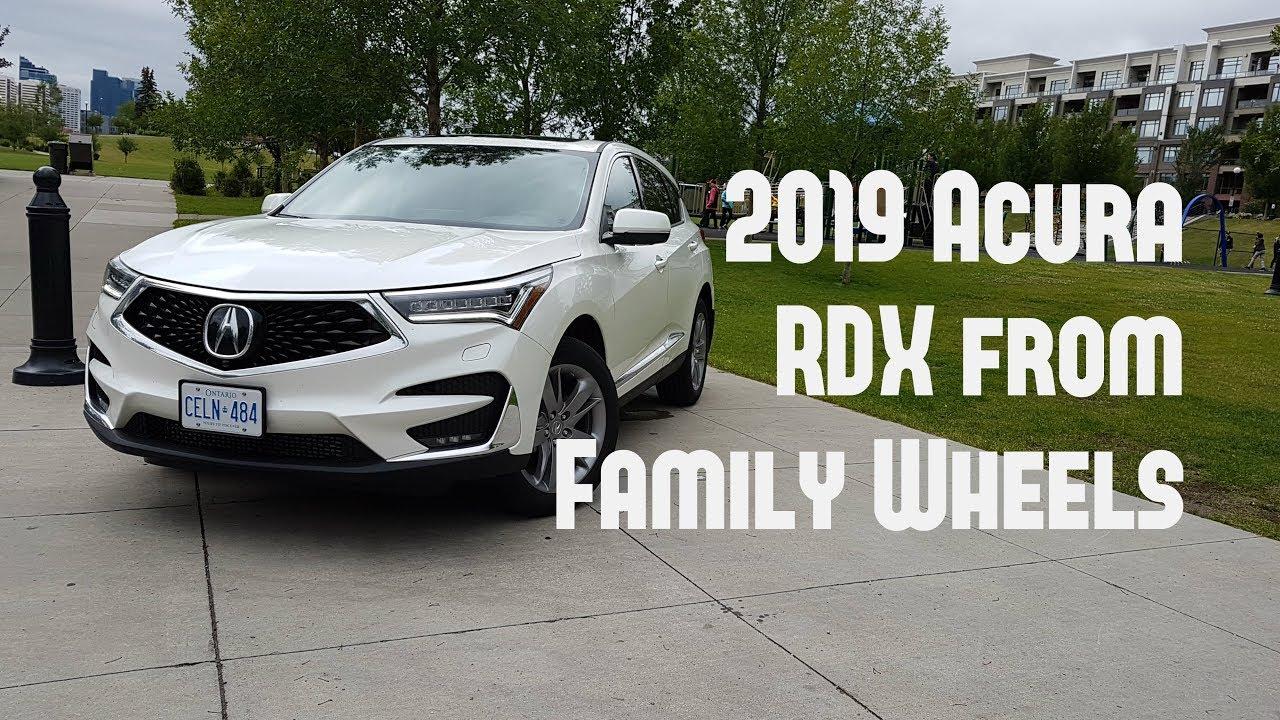 Acura RDX Review From Family Wheels YouTube - Acura rdx wheels