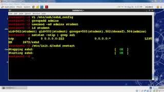 Linux Sys Admin II Week 4: Hardening SSH with Fail2ban (Part 1)