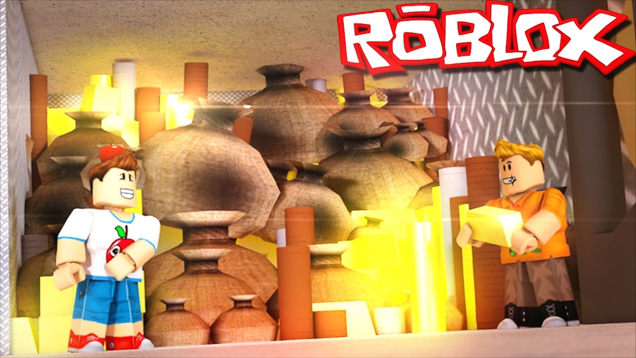 Roblox Adventures Stealing 100 000 000 Robux From Roblox Rob A
