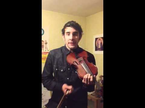 Henry chance Fowler: lesson one, violin: scales