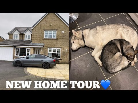 OUR NEW DREAM HOME! [WE ARE BACK!]