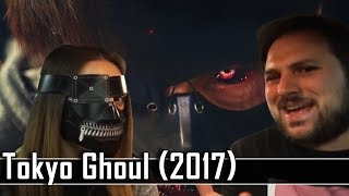 The anime collector's first impressions - tokyo ghoul live action (world premiere 2017)