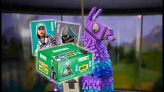 10 Booster Panini Fortnite Trading Cards Serie 1 2019 !!!