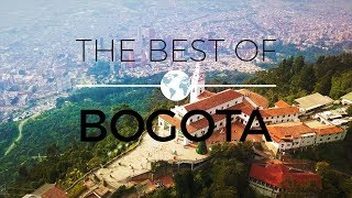 Colombia - The Best of Bogota | Drone Videography 4k