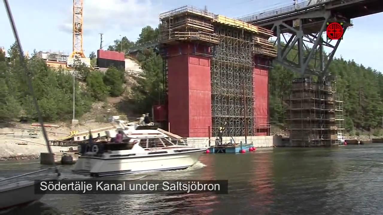 Stockholm - Järna, Södertälje Hamn, Östertälje - YouTube