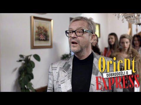 """U trećoj epizodi """"Dobrodošli u Orient Express"""" gledajte…"""