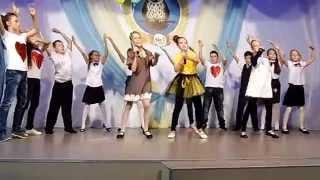 Год добра и День гимназиста 2015