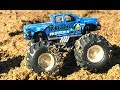 Vehicles for kids. Learn colors Monster Trucks Video for children Play games for kids with sand