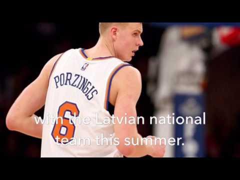 Josh Longstaff, assistant close to Kristaps Porzingis, let go by Knicks, official says