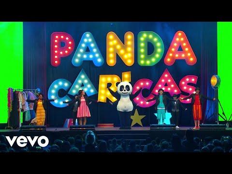 Panda e Os Caricas - Pinguim (Ao Vivo)