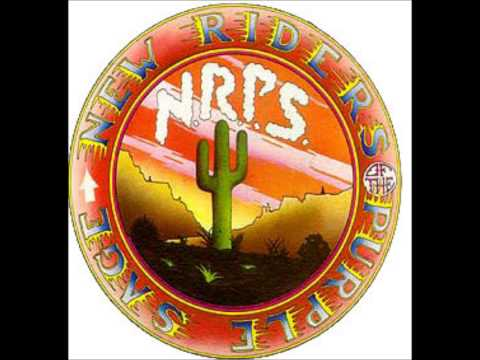New Riders of the Purple Sage - I Don't Know You