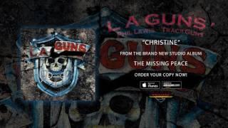 "L.A. Guns - ""Christine"" (Official Audio)"