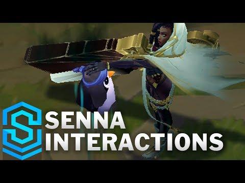 Senna Special Interactions