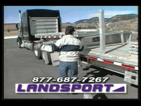 Landsport Aluminum Car Loading Ramp