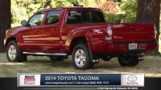 2014 Toyota Tacoma Review  | Magic Toyota - Toyota Dealer in Edmonds, WA