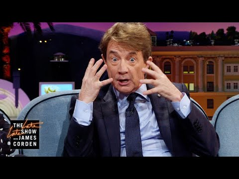 Martin Short Has Worked with Some Foul Breath