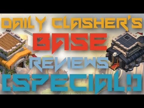 Clash of Clans: Ep.1 - Forum Base Reviews [Special]