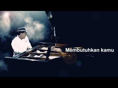 Tompi - Tak Pernah Setengah Hati with lirik/lyric (karaoke)