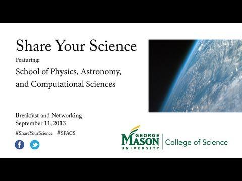 #ShareYourScience with SPACS